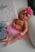 My little lady