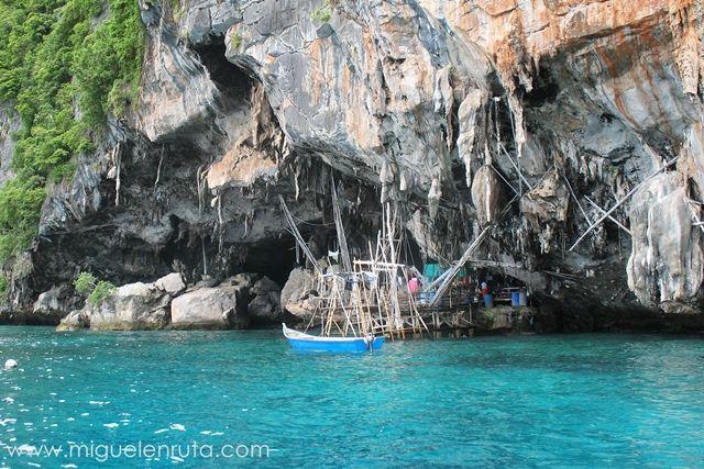 Cuevas-Tailandia