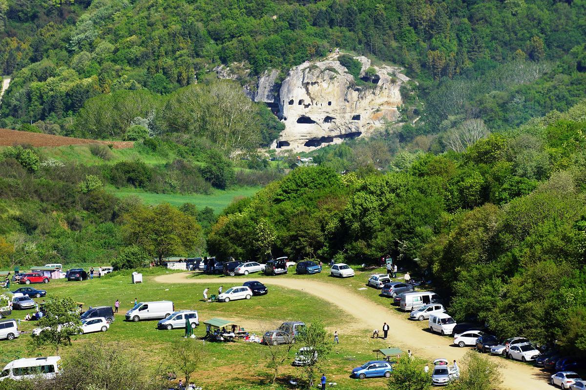 inceğiz mağaraları ile ilgili görsel sonucu