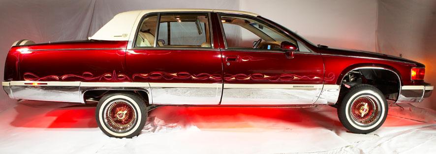 Auto Cars Zones Lowrider Cars