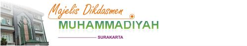 Majelis Dikdasmen Muhammadiyah Surakarta