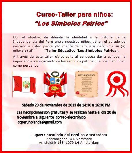 ... NIñOS: LOS SíMBOLOS PATRIOS PERUANOS. AGENDA CULTURAL. CíRCULO D.M: circulo-dilecto.blogspot.com/2013_11_01_archive.html