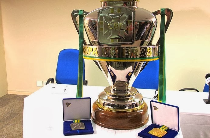 Campeão Copa do Brasil 2013