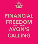 Financial Freedom can be yours with AVON!