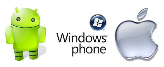android iphone windows mobile