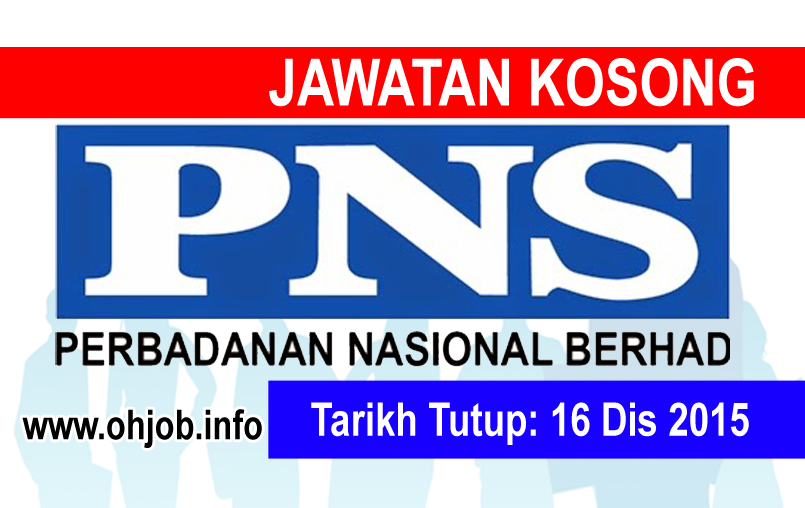 Jawatan Kerja Kosong Perbadanan Nasional Berhad (PNS) logo www.ohjob.info disember 2015