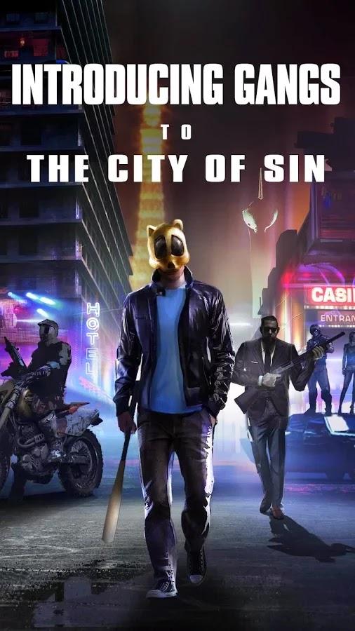 تحميل لعبة Gangstar Vegas للاندرويد برابط مباشر صور Logo