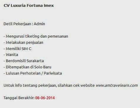 lowongan-kerja-terbaru-juni-2014-solo-surakarta