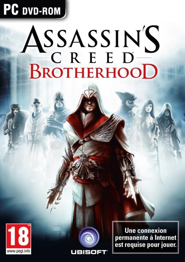 Assasins Brotherhood dosyası bitmiş