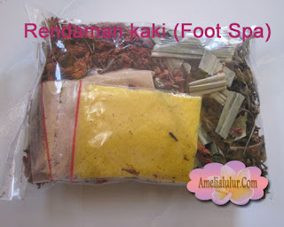 Herbal Rendaman Kaki