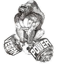 Poder Vegano! / Vegan Power!