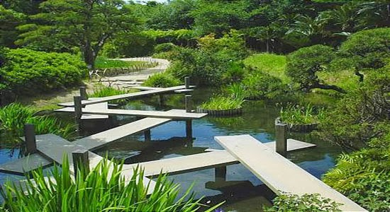 Beautiful Japanese Garden Design Kinjenk House Design