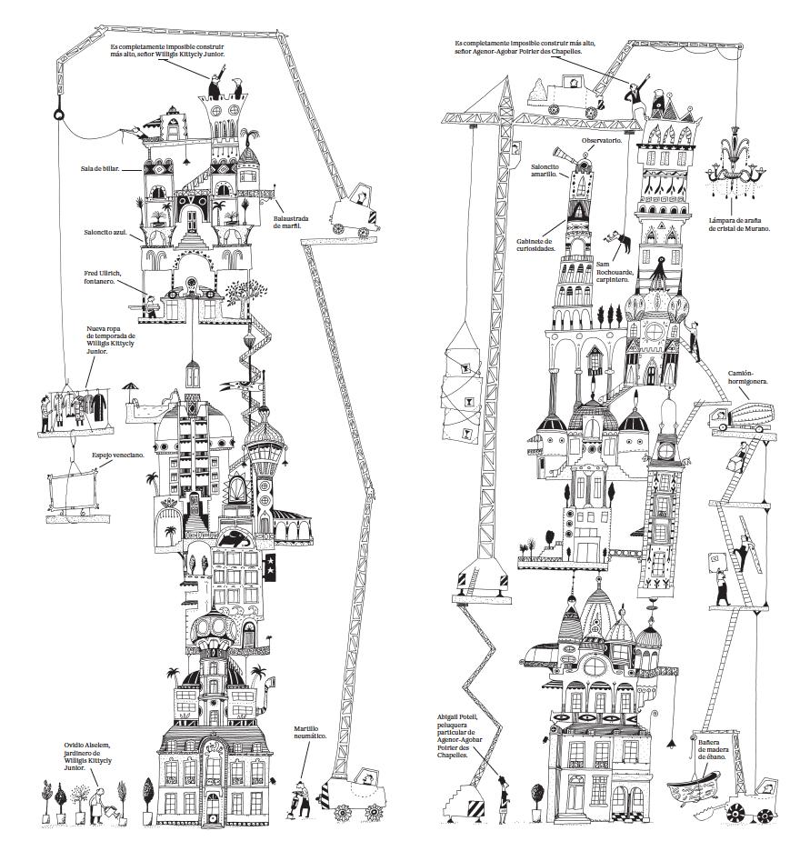 Libros del Zorro Rojo | Infantil: Los rascacielos
