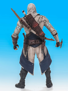 "Toy Fair 2013 - McFarlane Toys 6"" Assassins Creed Connor figure"