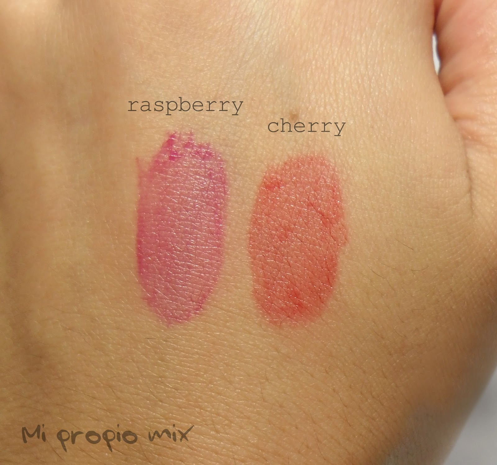Tintas para labios y mejillas Violetta