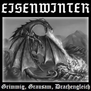 Eisenwinter - Grimmig, Grausam, Drachengleich [Demo] (1997)