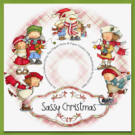 INTERACTIVE SASSY CHRISTMAS CD