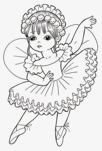 Детская игра раскраски для девочек