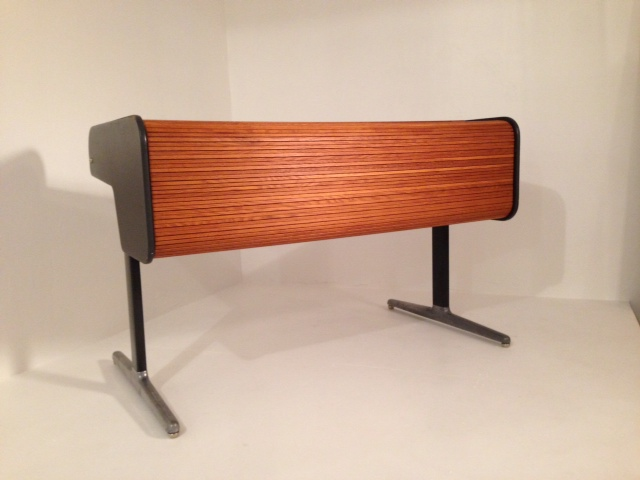 george nelson herman miller action office tambour desk with propst table action office desk george