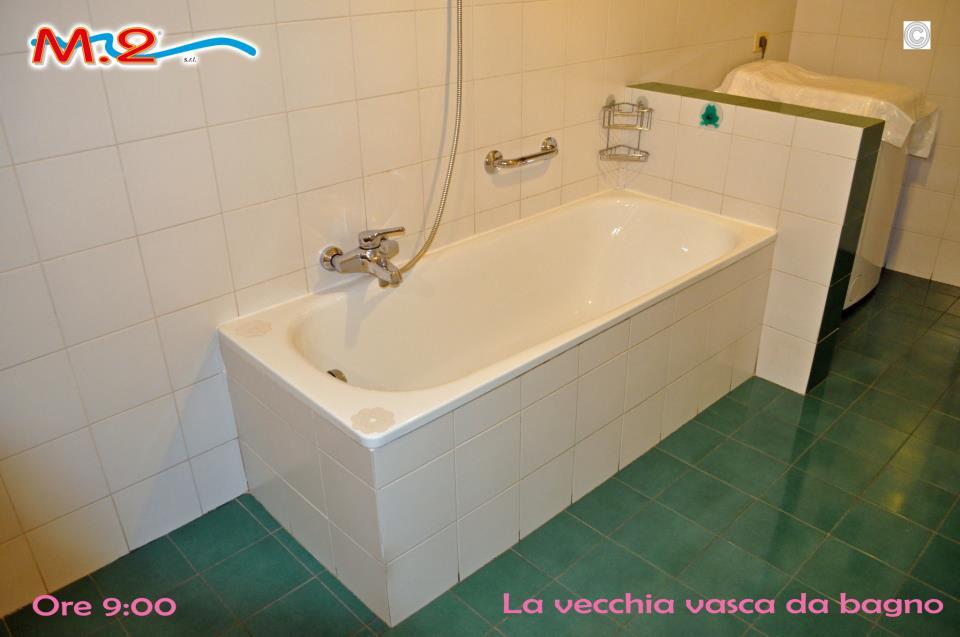 Vasca Da Bagno Subito : Trasformazione vasca in doccia a livorno m trasformazione