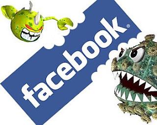 Virus Trojan Sudah Menyebar Luas Di Facebook