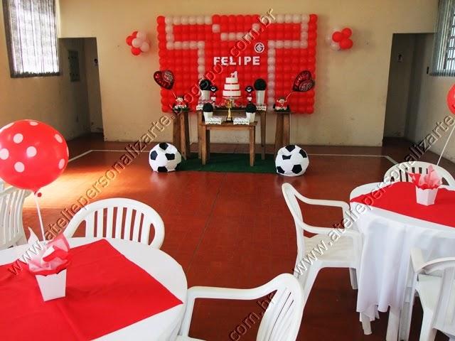 decoração de aniversário infantil Porto Alegre