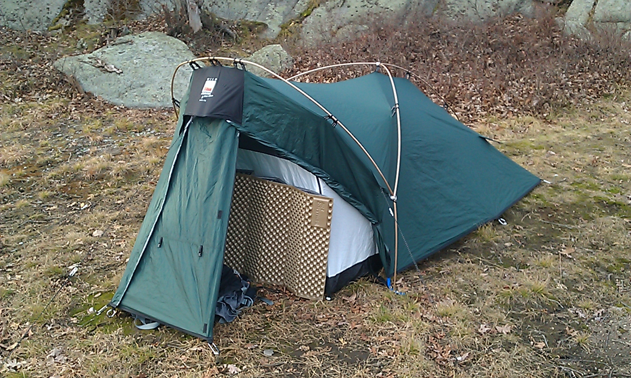 This tent met all my criteria well almost & My Terra Nova Wild Country Duolite Tent |Camp Primitive - Out ...