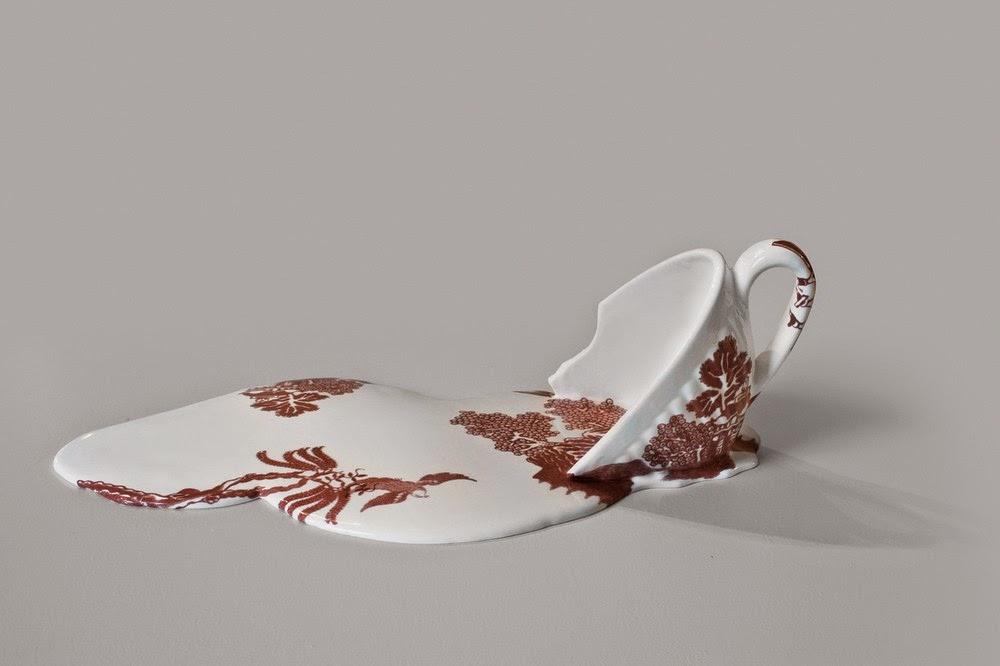 Dragon Livia Marin Melting Sculptures
