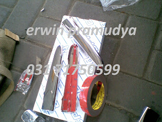 Toyota All New Avanza Handle Chrome