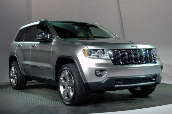 2012 jeep grand cherokee srt8 at new york auto show car under 500. Cars Review. Best American Auto & Cars Review