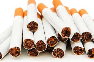 smoking disaster