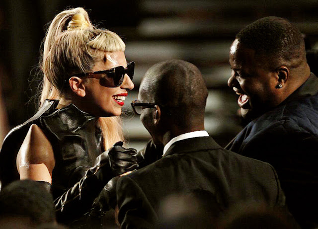 Vince Herbert In Jeopardy With Lady Gaga....