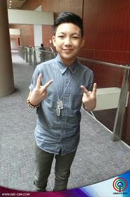 Darren Espanto The Voice Kids Philippines Finalist