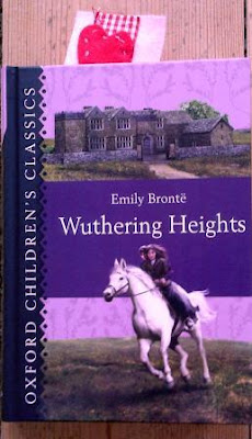 Oxford Children's Classic edition of Wuthering Heights by Emily Bronte