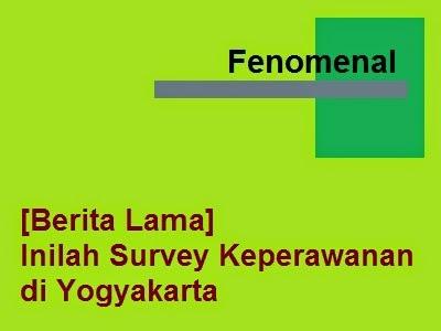 [Berita Lama] Inilah Survey Keperawanan di Yogyakarta