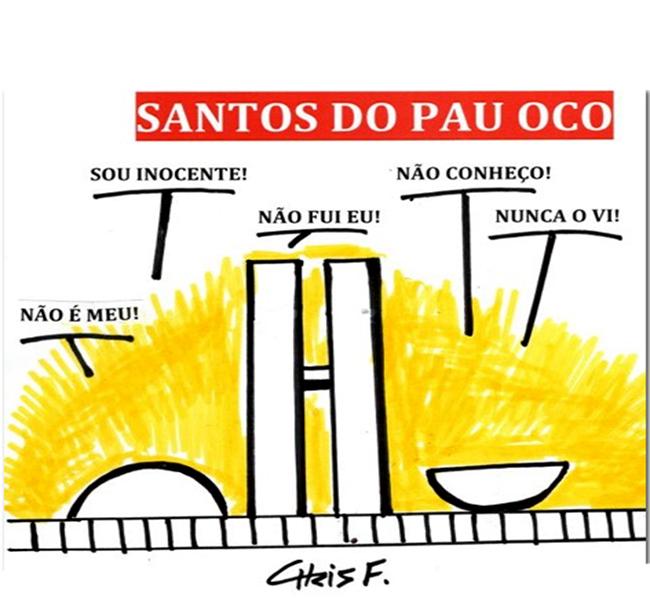 Brasil de todos os santos