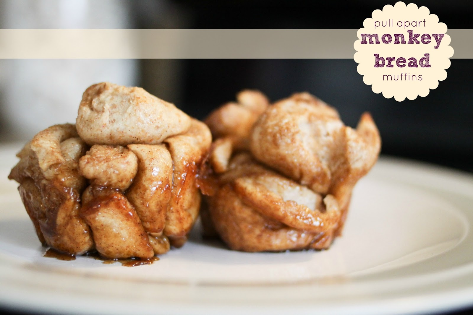 ... You More Than Carrots: Monkey Bread Muffins :: Hey, That's Pin-tastic