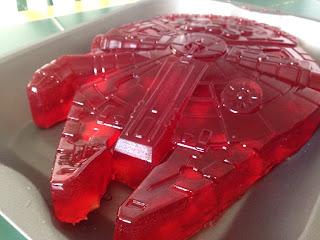 jelly millennium falcon