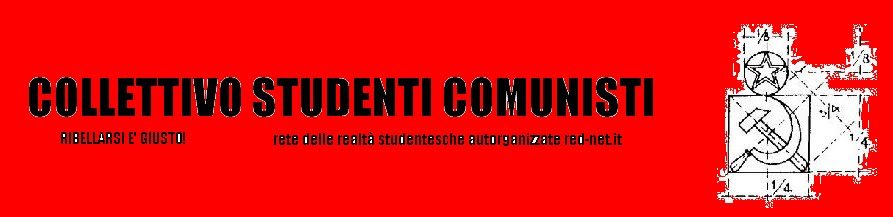 collettivo studenti comunisti