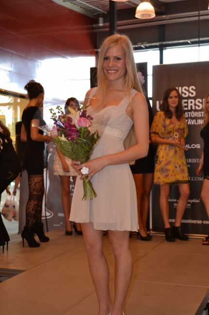 MISS UNIVERSE SWEDEN 2011 FINALIST - Therese Olsson's Photos & Profile