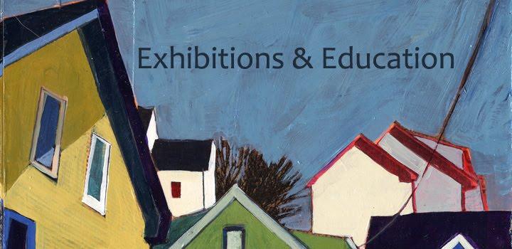 Exhibitions & Education