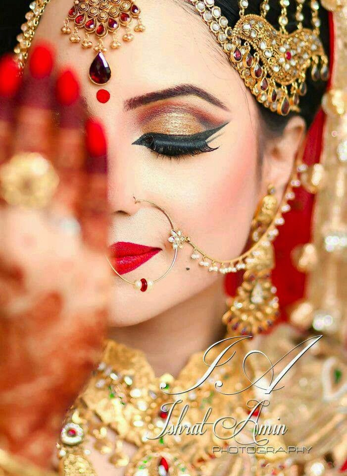 bridal make_up, asian wedding,