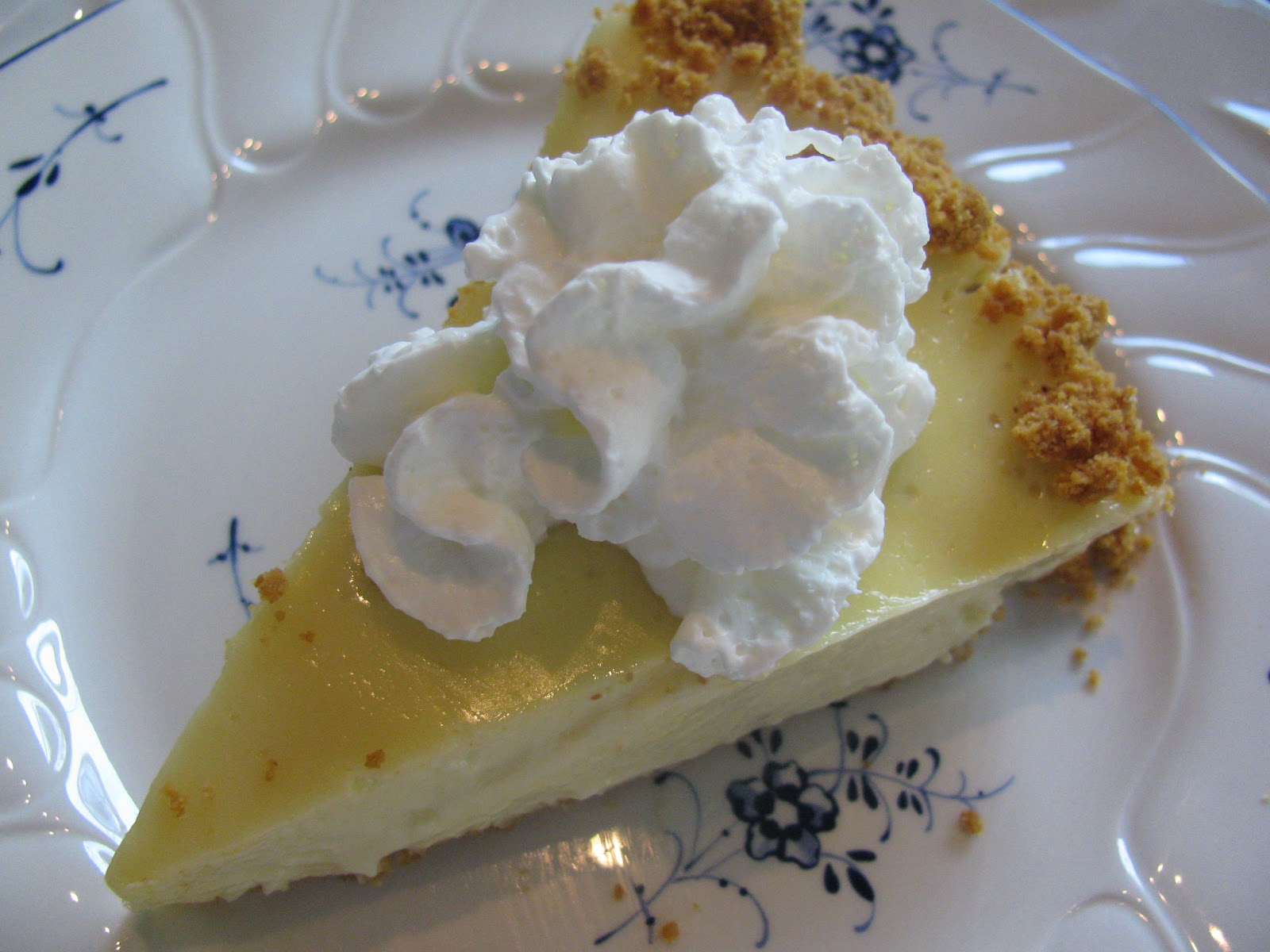 Rita's Recipes: Best Key Lime Pie