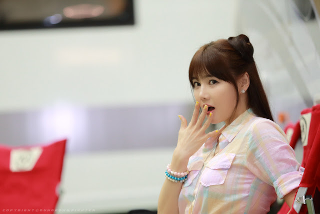 3 Han Ga Eun - KAS 2013 - very cute asian girl - girlcute4u.blogspot.com