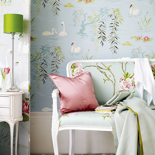 Wallpaper Decor Ideas