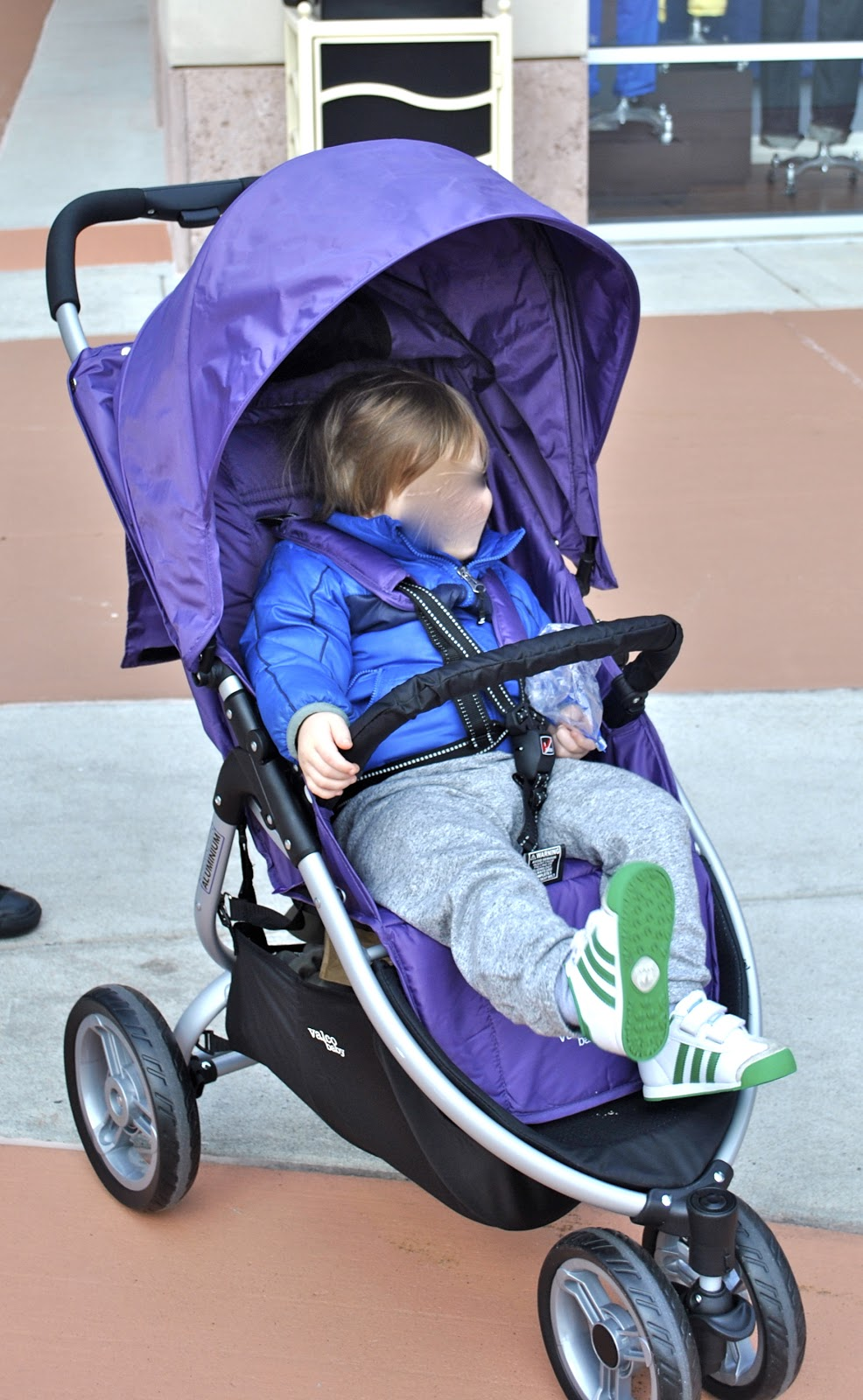 Roll Her Stroller Valco Baby Snap Review
