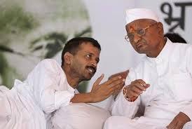 arvind kejriwal delhi vote