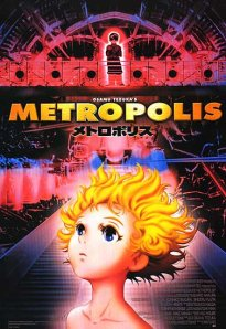 Metropolis original film poster animatedfilmreviews.blogspot.com