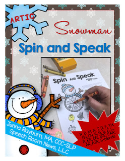 https://www.teacherspayteachers.com/Product/Spin-and-Speak-Snowman-for-Articulation-2217878