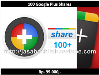 100+ GooglePlus Shares